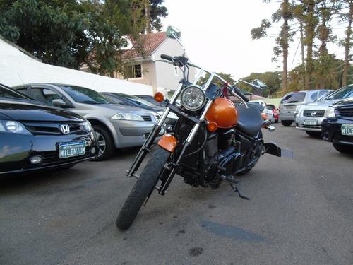 kawasaki/ vulcan 900 ct 2012 laranja