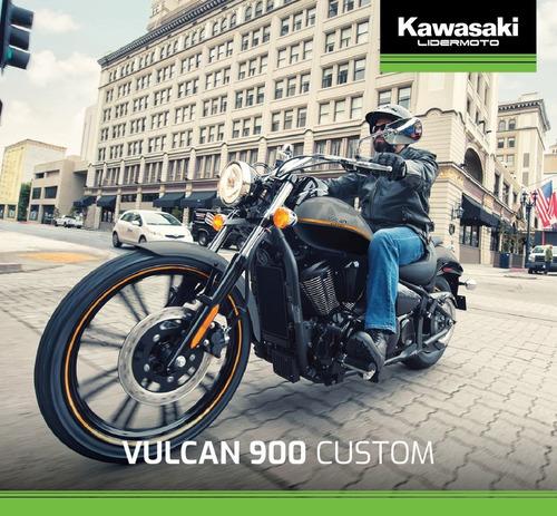 kawasaki vulcan 900 custom  exclusivo lidermoto