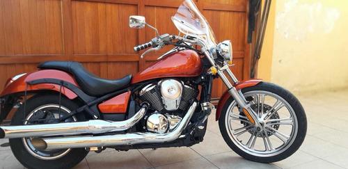 kawasaki vulcan 900cc - custom