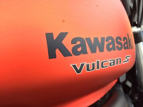 kawasaki vulcan chopper moto