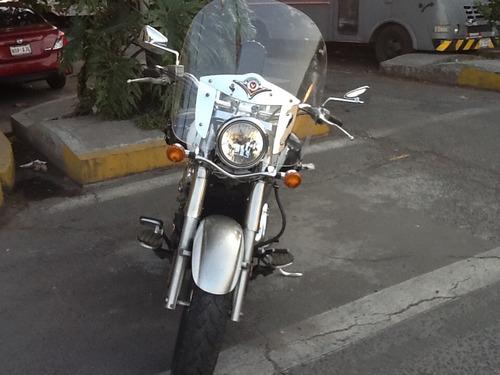 kawasaki vulcan classic 900cc, modelo. 2009.