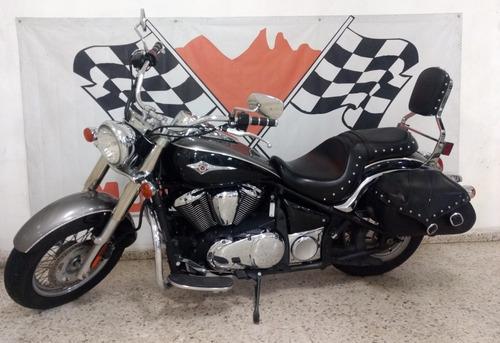 kawasaki vulcan classic 900cc modelo 2014