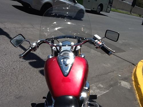 kawasaki vulcan custom 900cc, mod. 2011.