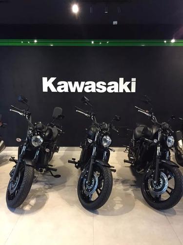 kawasaki vulcan s 650cc 0km 2020 - 2 anos de garantia (a)