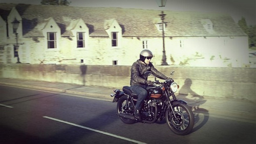 kawasaki w800 edicion especial 2014 unica cordasco motos