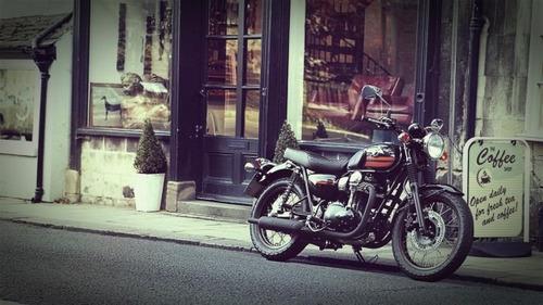 kawasaki w800 edicion especial leasing cordasco motos