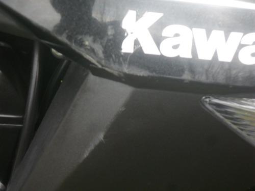 kawasaki z 1000 con 2600 kilometros al 50 % de su valor
