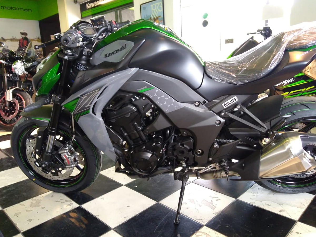 Kawasaki Z 1000 R Edition Cordasco Motos Us 28500 En Mercado