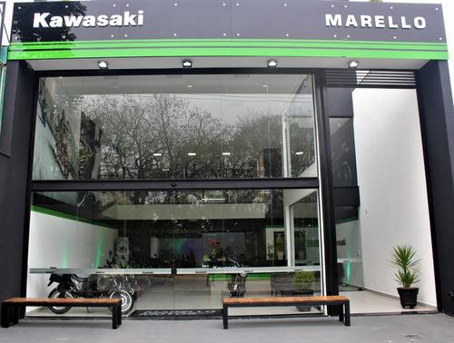 kawasaki z 300 - abs - 0km ( yamaha mt 03 )