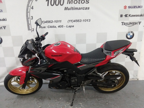 kawasaki z 300 abs  2018 novinha aceito moto
