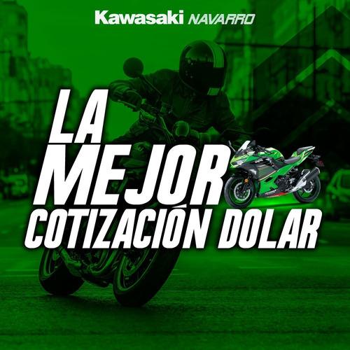kawasaki z 400 2020 abs z400 calle nueva no honda cb