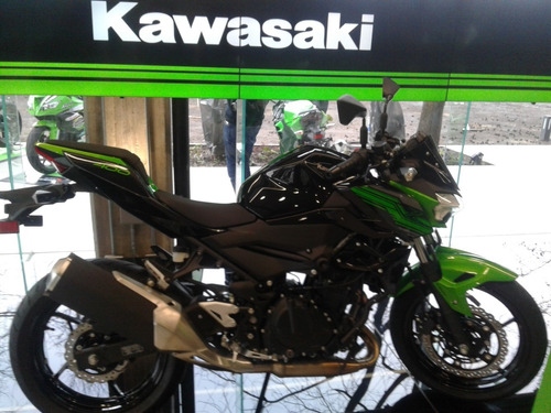 kawasaki z-400-abs-line up!! entrega inmediata! z400