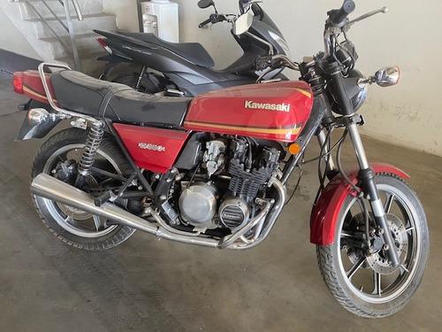 kawasaki z 550 1981
