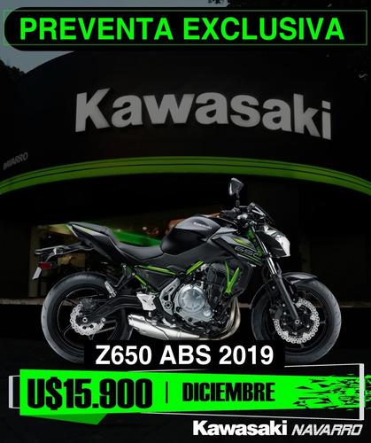 kawasaki z 650 abs 0km 2019 preventa exclusiva