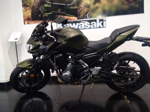kawasaki z 650 naked usado seleccionado modelo 2018