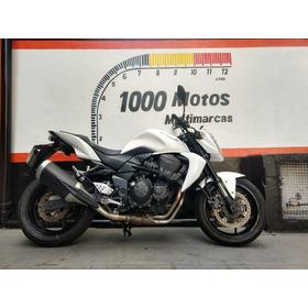 Kawasaki Z 750 2011 Otimo Estado Aceito Moto
