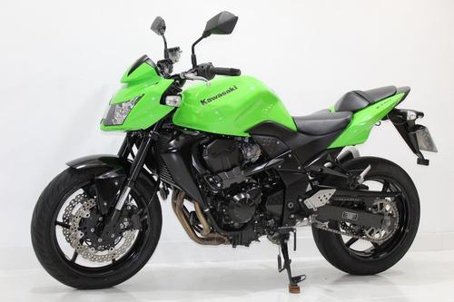 kawasaki z 750 2011 verde