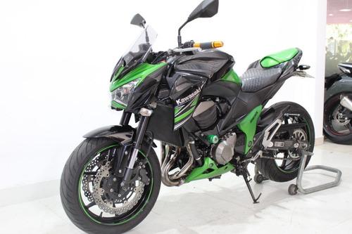 kawasaki z 800 2014 verde