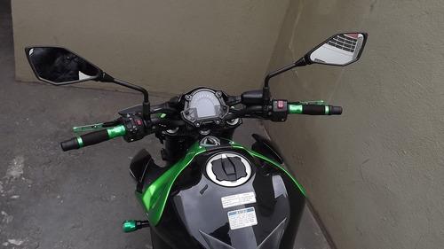 kawasaki z-900 abs 2018 verde