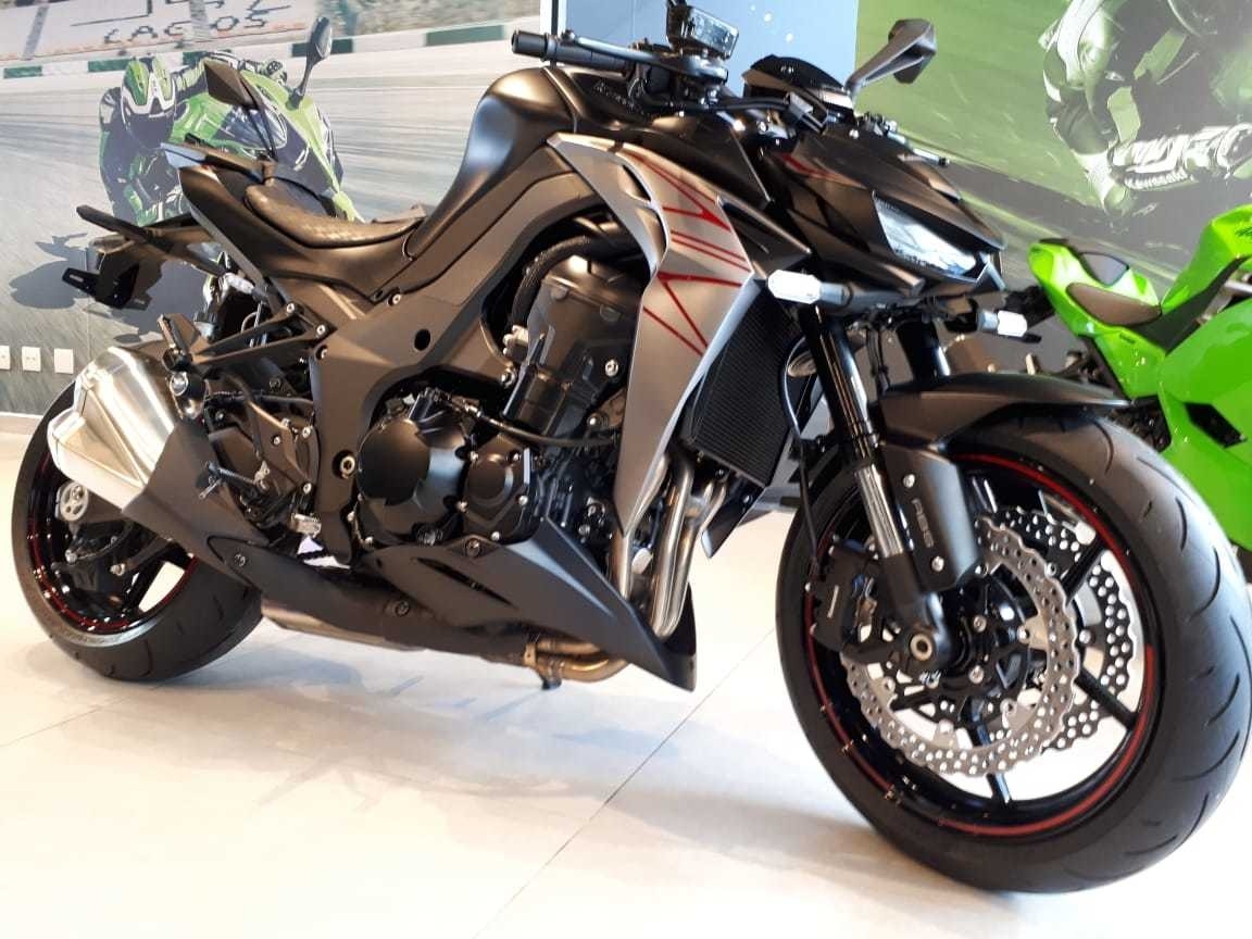 Kawasaki Z1000 2020 - Lançamento - Pronta Entrega