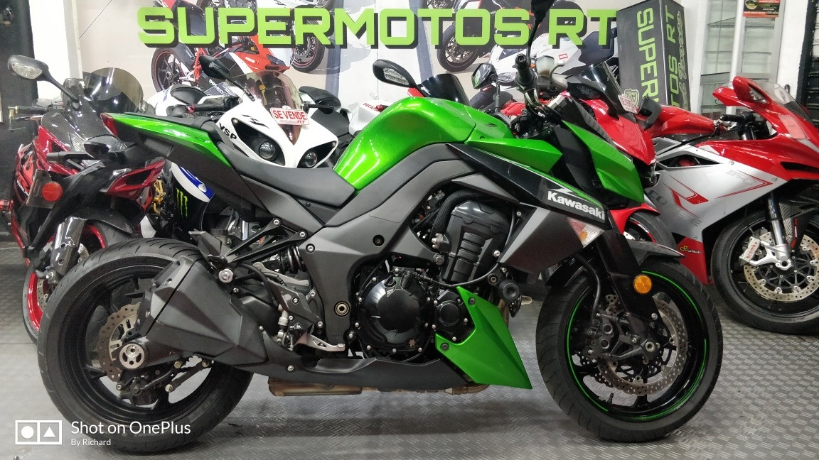 Kawasaki Z1000 26800000 En Tucarro