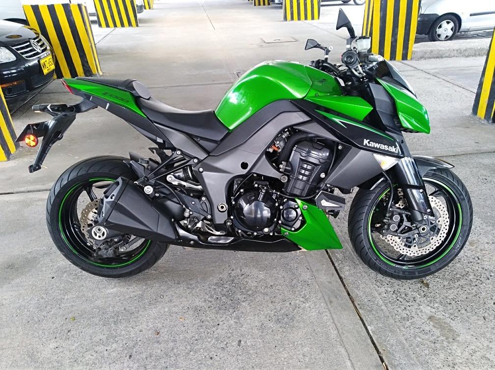 Kawasaki Z1000 27000000 En Mercado Libre