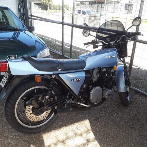 kawasaki  z1000 año 1982