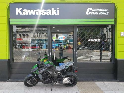 kawasaki z1000 r  abs 2020 entrega inmediata cordasco cycle