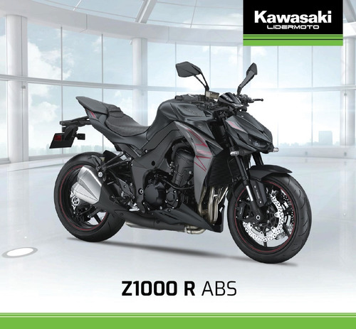 kawasaki z1000 r abs se no mt10 excl. lidermoto full line up