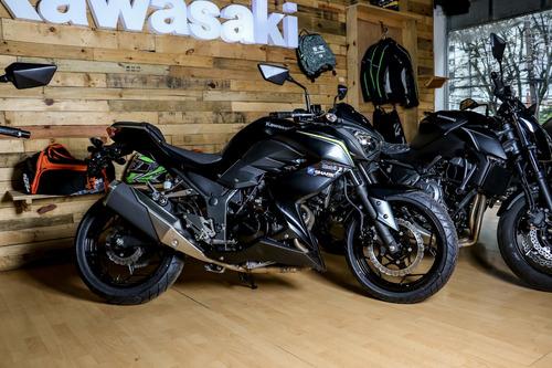 kawasaki z300 - edicion limitada