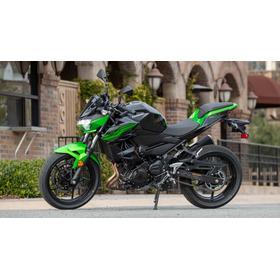 Kawasaki Z400  - No Yamaha No Bmw