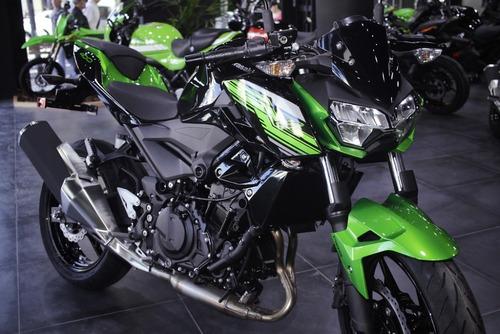 kawasaki z400 abs  2020    lidermoto stock disponible