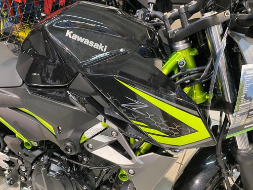 kawasaki z400 abs  2020 no mt 03 cb 500 duke 390  lidermoto!