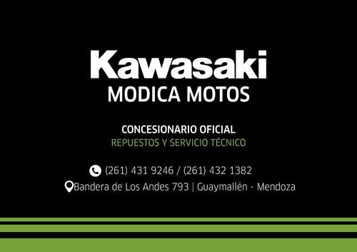 kawasaki z400 abs / 2021 / módica motos