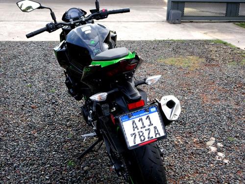 kawasaki z400 abs mejor precio de contado 0km! consulta