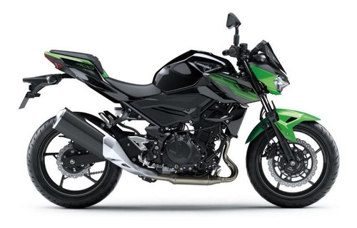 kawasaki z400 nacked calle moto z 400 abs inyeccion 0km 2020