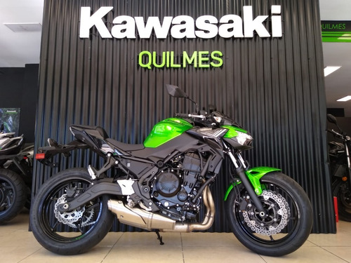 kawasaki z650  0km 2020 * permuta* agencia oficial
