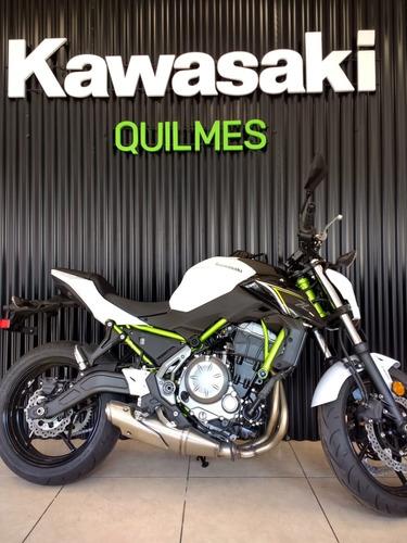kawasaki z650 2018 abs 0km el mejor precio!!