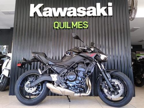 kawasaki z650 2020 * permuta * ( no yamaha mt07)