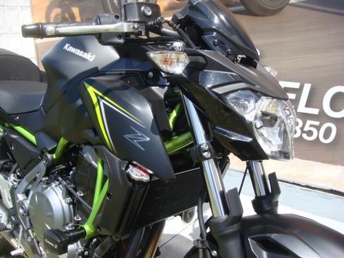 kawasaki z650 igual que nueva  roshaus bmw motorrad