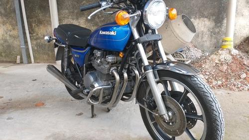kawasaki z650 kz650 mod. 1980