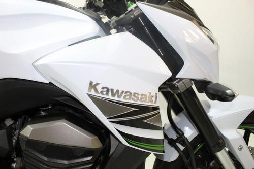 kawasaki z800 2016 branca