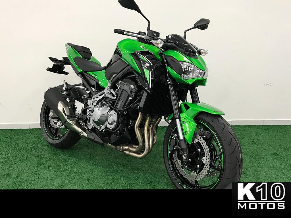 Kawasaki Z900 2018 0km Verde R 41 990 Em Mercado Libre