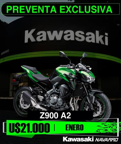 kawasaki z900 abs 2019 0km pre-venta