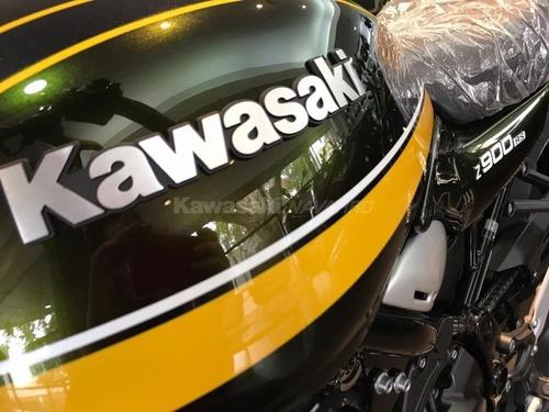 kawasaki z900 rs 0km 2020 cafe racer 0km z 900