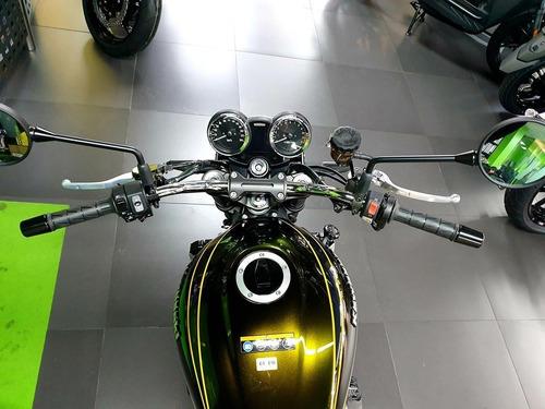 kawasaki z900 rs 0km 2020 no scrambler nine t
