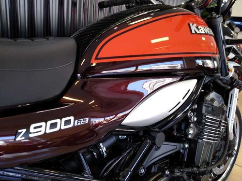 kawasaki z900 rs 2020 0km no bmw nine t no ducati scrambler