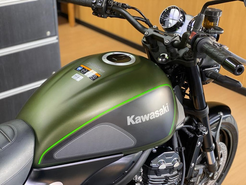 kawasaki z900 rs abs  2020  exclusivo lidermoto