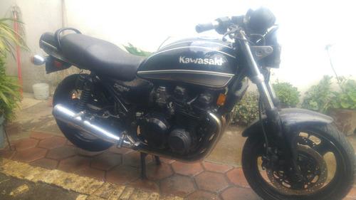 kawasaki zephyr 750cc 1991 p/c acepto tarjeta