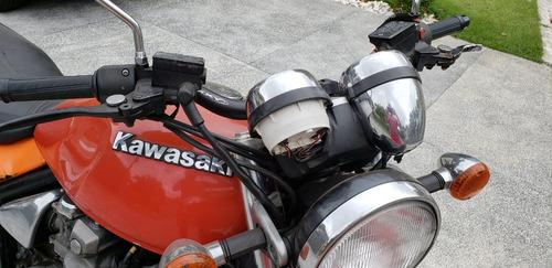 kawasaki zr 1100 zephyr 1993 para projeto cafe racer